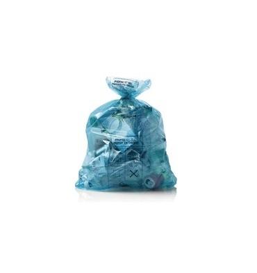 sac bruxelles propreté bleu 100L 21x9pc