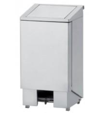 poubelle 60L avec vérin haccp
