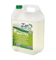 WASH PLUS (Zero) Détergent vaisselle naturel* pour la plonge manuelle 5 L
