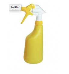 Spray 600 ml jaune