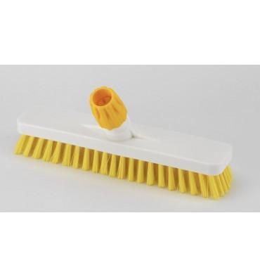 Brosse alimentaire jaune 30 cm