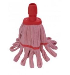 Mini Mops rouge microfibre