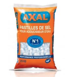SEL AXAL PASTILLES SACS DE 25 KG.