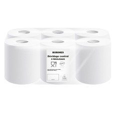 ECO BOBINE blanc 2 plis