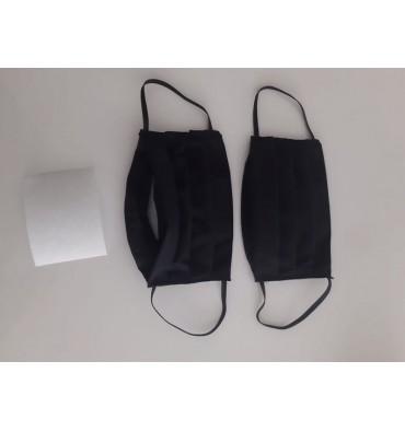Masque réutilisable en coton 100%