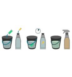 Refill e-caps Sanitaire