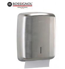 Distributeur d'essuie mains Lensea Rossignol inox brossé