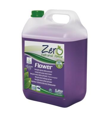 ZERO FLOWER Détergent naturel 5 L