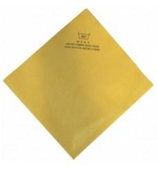 SACHET 5 X MICRO-FIBRE-NON-TISSÉE 40 X 38 CM JAUNE